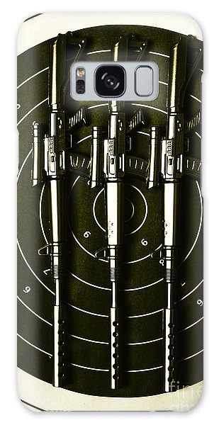 Tactical Galaxy Case - Marines And Militia Range by Jorgo Photography - Wall Art Gallery