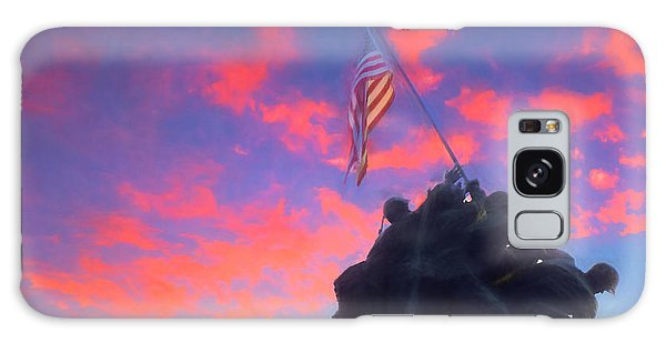 Marines At Dawn Galaxy Case