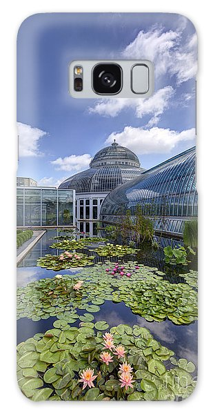 Marjorie Mcneely Conservatory At Como Park And Zoo Galaxy Case