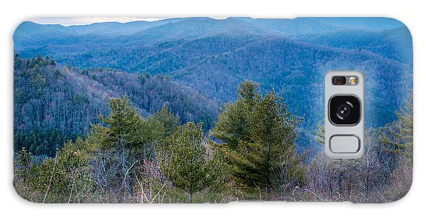 Mark Hannah Overlook Cataloochee Galaxy Case