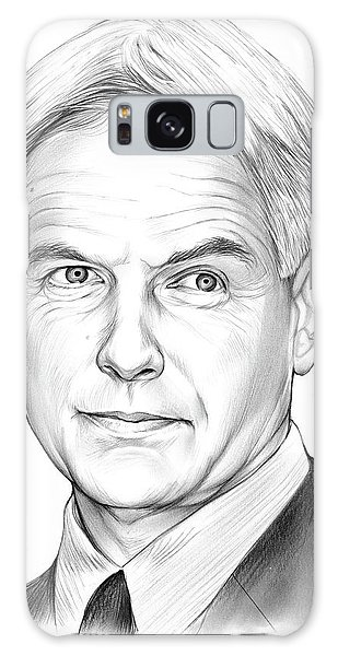 Hollywood Galaxy Case - Mark Harmon by Greg Joens