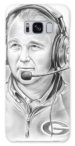 Mark Richt  Galaxy Case by Greg Joens