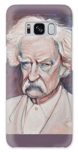 Mark Twain Galaxy Case