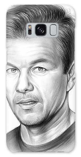 Hollywood Galaxy Case - Mark Wahlberg by Greg Joens