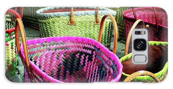 Market Baskets - Libourne Galaxy Case