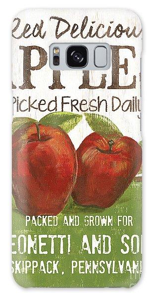 Galaxy Case - Market Fruit 2 by Debbie DeWitt