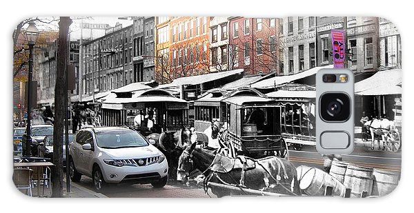 Market Street Old City Galaxy Case