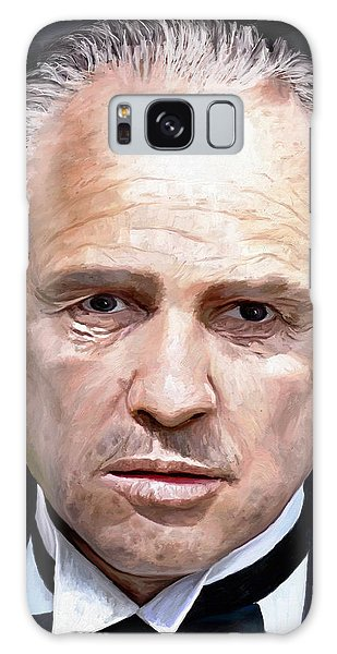 Marlon Brando Galaxy Case