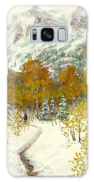 Maroon Bells-snowmass Wilderness Trek Galaxy Case