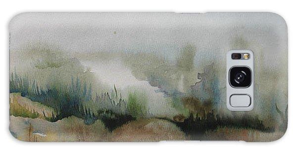 Marsh Galaxy Case by Anna  Duyunova