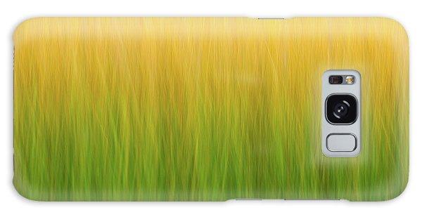Marsh Grass Galaxy Case