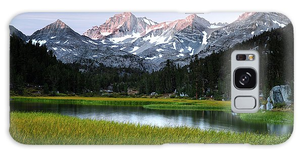 Marsh Lake In Little Lakes Valley Galaxy Case