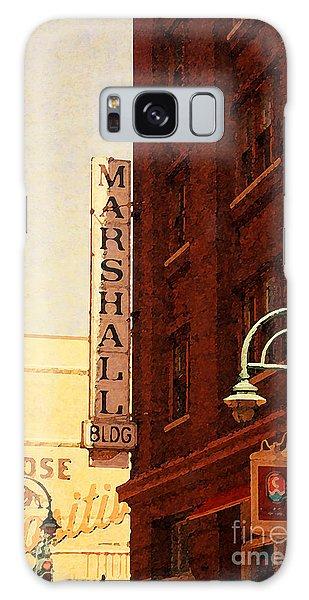 Marshall Bldg Galaxy Case