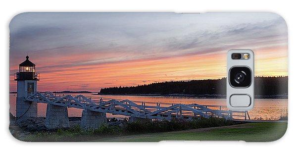 Marshall Point Lighthouse, Port Clyde, Maine -87444 Galaxy Case