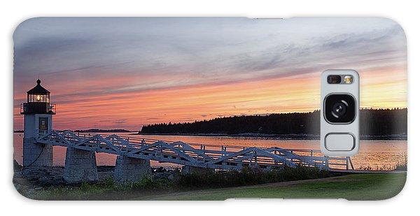 Marshall Point Lighthouse, Port Clyde, Maine -87444 Galaxy Case by John Bald