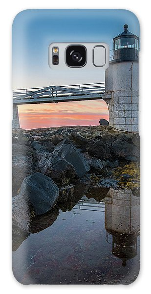 Marshall Point Reflection At Sunrise Galaxy Case