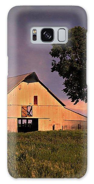 Marshall's Farm Galaxy Case