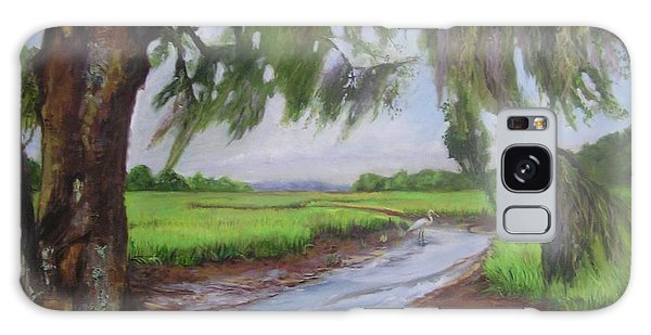 marshes of Charleston  Galaxy Case