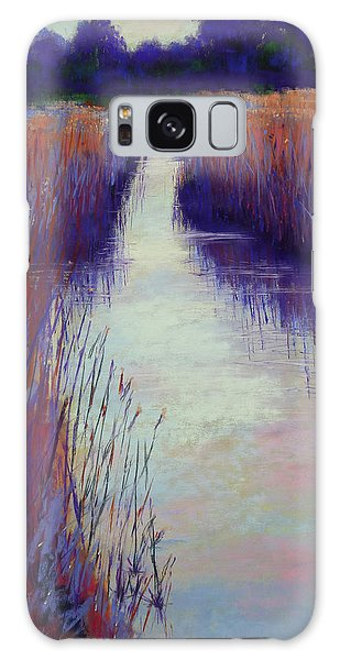 Marshy Reeds Galaxy Case