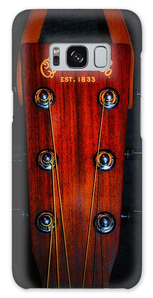 Martin And Co. Headstock Galaxy Case