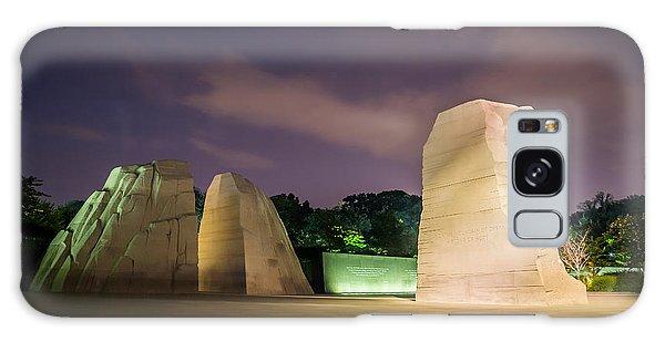 Martin Luther King Jr. Memorial Galaxy Case