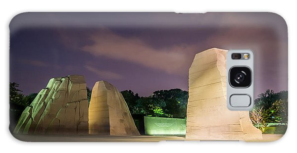 Martin Luther King Jr. Memorial Galaxy Case