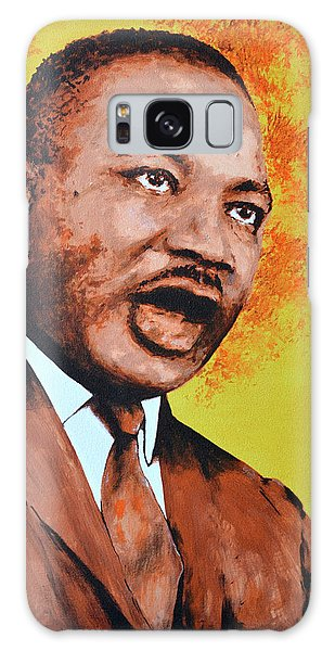 Martin Luther King Galaxy Case