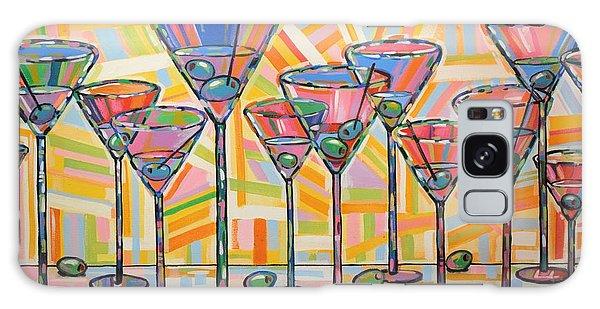 Martini Hour Galaxy Case