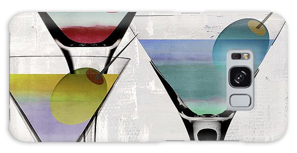 Martini Prism Galaxy Case