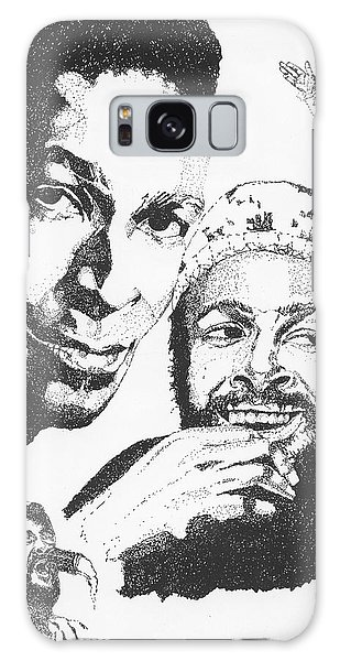 Marvin Gaye Tribute Galaxy Case