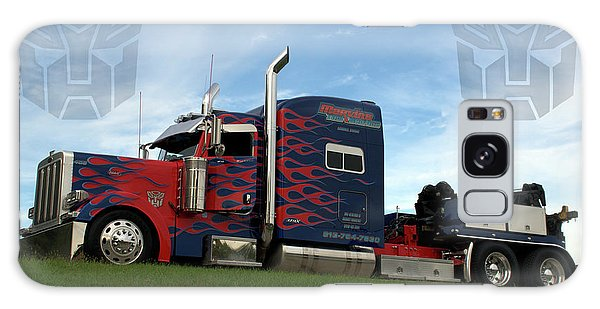 Transformers Optimus Prime Tow Truck Galaxy Case