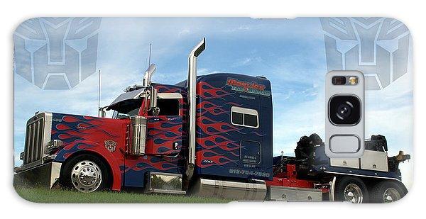Transformers Optimus Prime Tow Truck Galaxy Case