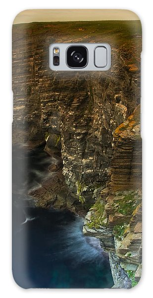 Marwick Head Orkney Scotland Galaxy Case