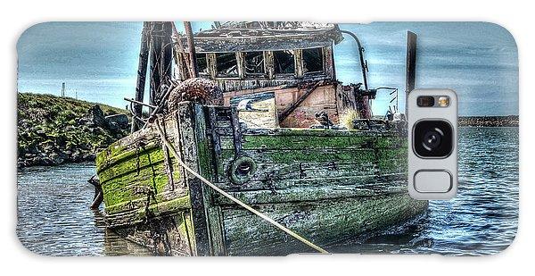 Mary D. Hume Shipwreak Galaxy Case by Thom Zehrfeld
