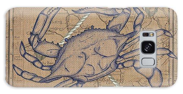 Galaxy Case - Maryland Blue Crab by Debbie DeWitt