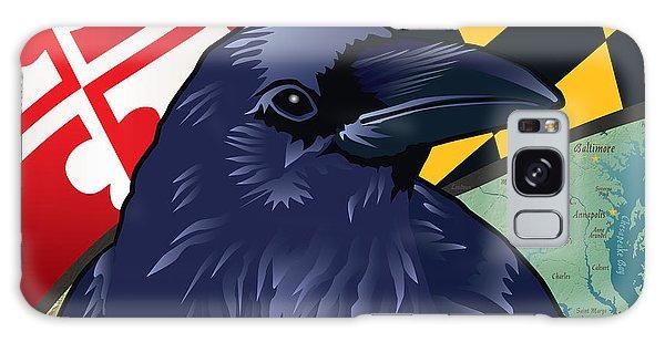 Maryland Citizen Raven Galaxy Case