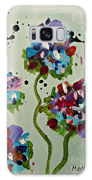 Mary's Garden No. 1 Galaxy Case