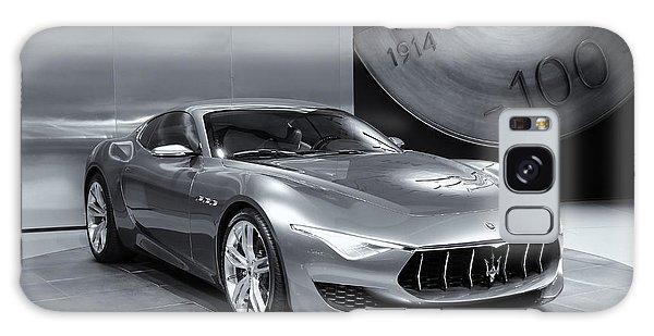 Maserati Alfieri Reflections Mono Galaxy Case
