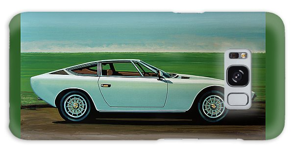 Coupe Galaxy Case - Maserati Khamsin 1974 Painting by Paul Meijering