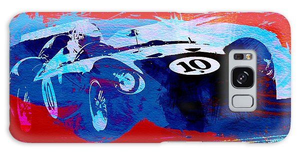 Car Galaxy S8 Case - Maserati On The Race Track 1 by Naxart Studio