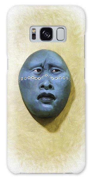 Mask 1 Galaxy Case