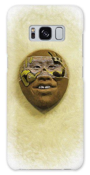 Mask 5 Galaxy Case