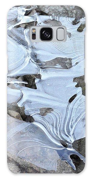 Ice Mask Abstract Galaxy Case by Glenn Gordon