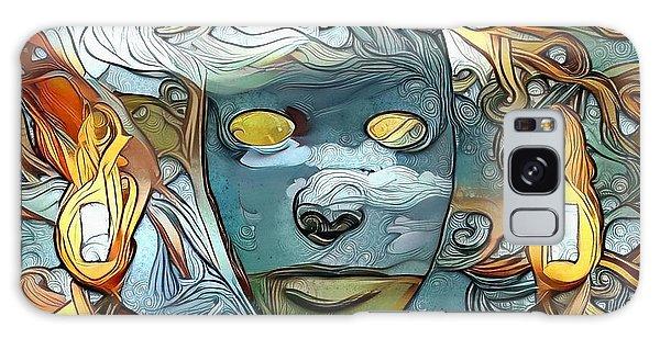 Masks Galaxy Case