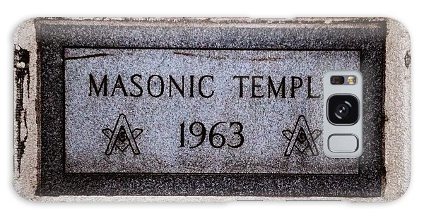 Masonic Temple Galaxy Case