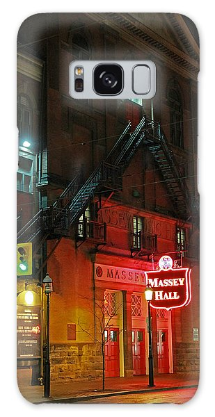 Massey Hall  Galaxy Case
