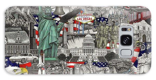 Masterpiece America Galaxy Case