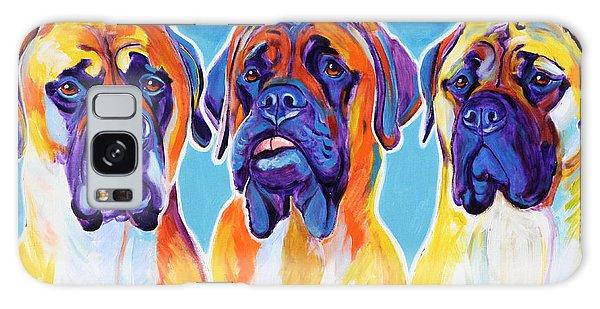 Mastiffs - All In The Family Galaxy Case