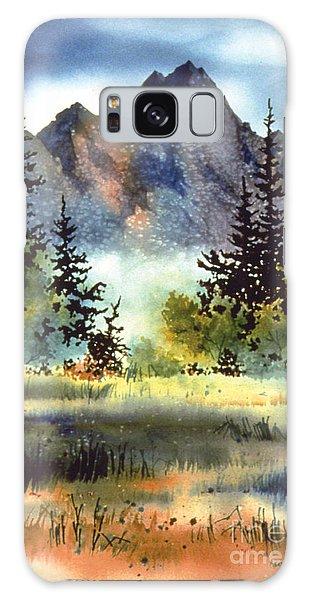 Matanuska Galaxy Case by Teresa Ascone