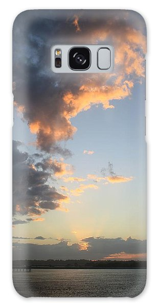 Matanzas Sunset Galaxy Case